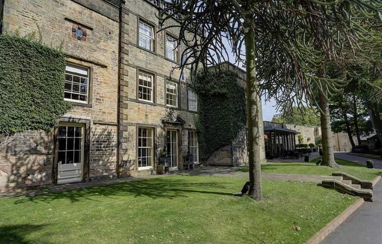 Best Western Mosborough Hall - Hotel - 152
