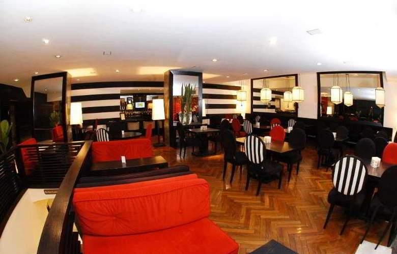 Plaza Sao Rafael Hotel e Centro de Eventos - Restaurant - 4