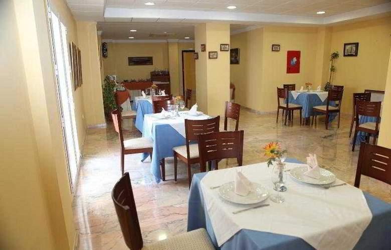 Tierras de Jerez - Restaurant - 5