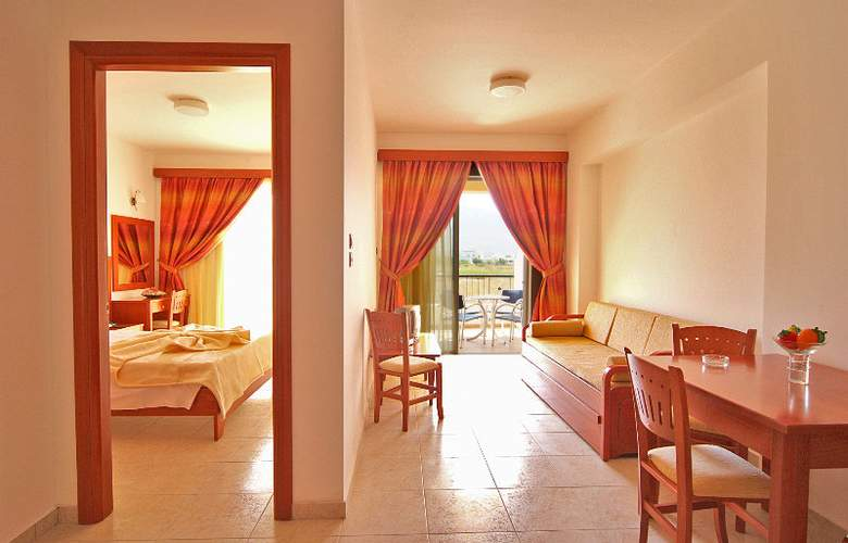 Pelopas Resort - Hotel - 13