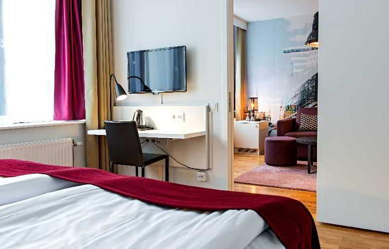 Scandic Sjofartshotellet Stockholm - Room - 9