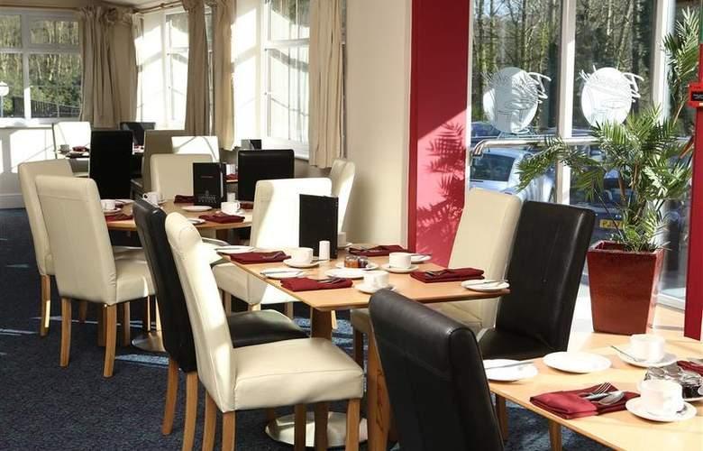 Best Western Park Hall - Restaurant - 245