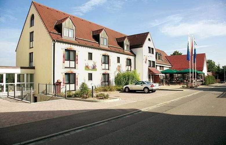mD-Hotel Landgasthof Hirsch - Hotel - 0