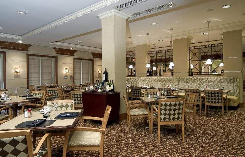 Sheraton Suites Houston near the Galleria - Restaurant - 3