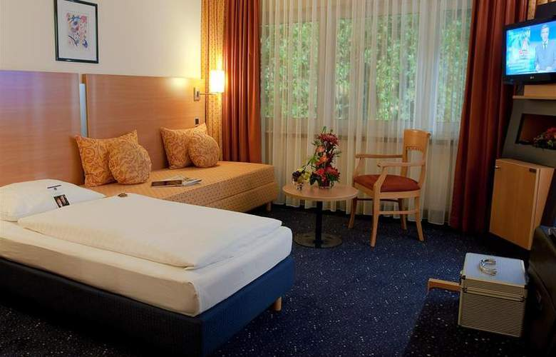Best Western Plaza - Room - 2