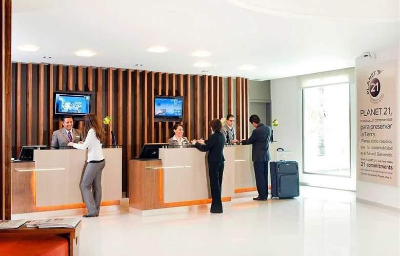 Novotel México Santa Fe - Hotel - 49