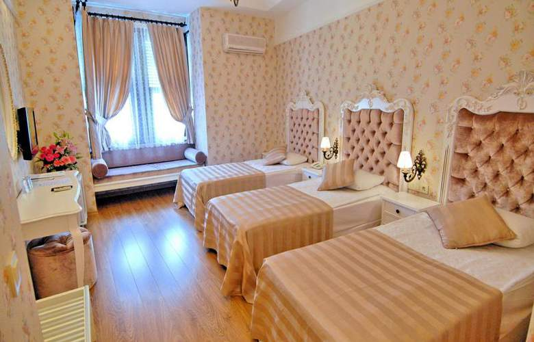 Aspen Boutique Hotel - Room - 19