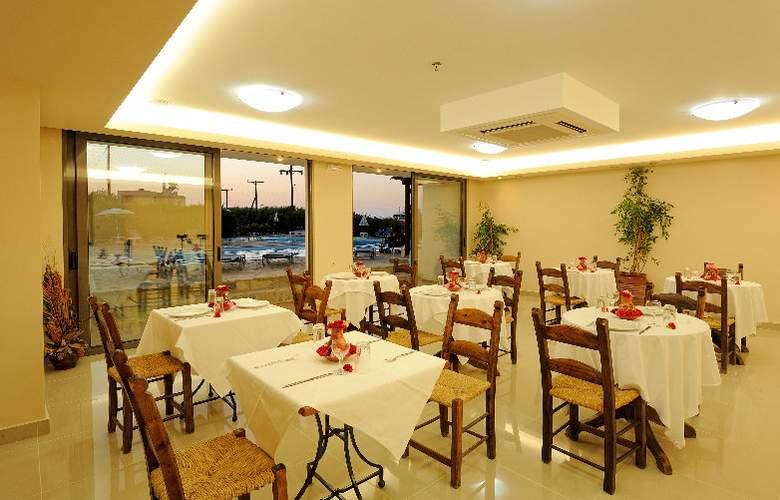 Oasis Hotel - Restaurant - 8