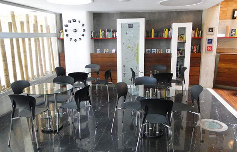 Estelar Apartamentos Aeropuerto Bogotá - Restaurant - 2