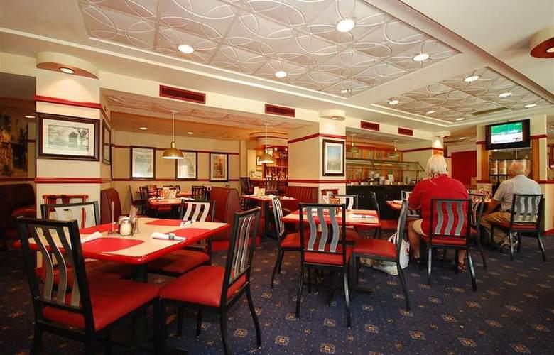 Best Western Rosslyn/Iwo Jima - Restaurant - 59
