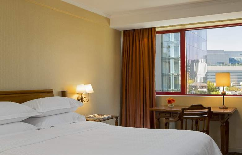 Four Points by Sheraton Santiago - Room - 9