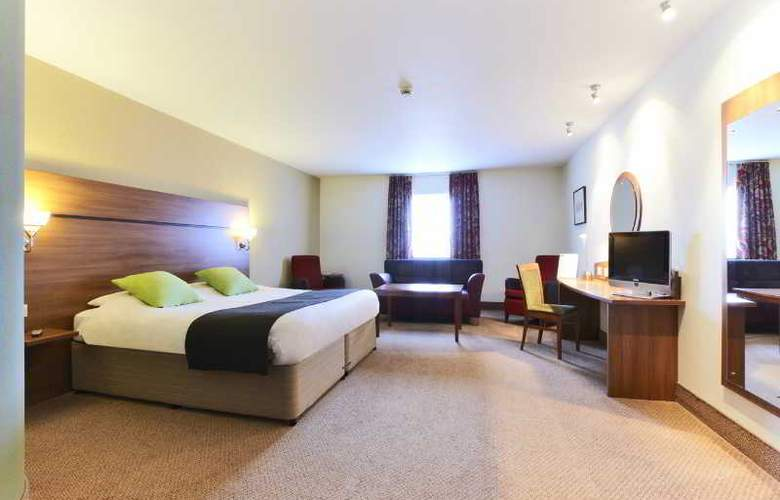 Campanile Glasgow Airport - Hotel - 6