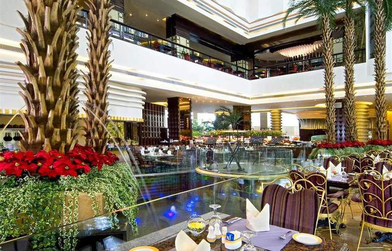 Grand Mercure Dongguan Houjie - Restaurant - 28
