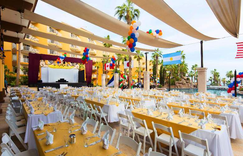 Villa del Palmar Beach Resort & Spa - Restaurant - 67