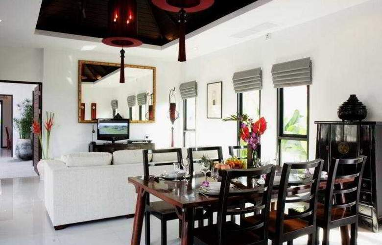 Bell Pool Villa Phuket - Room - 4