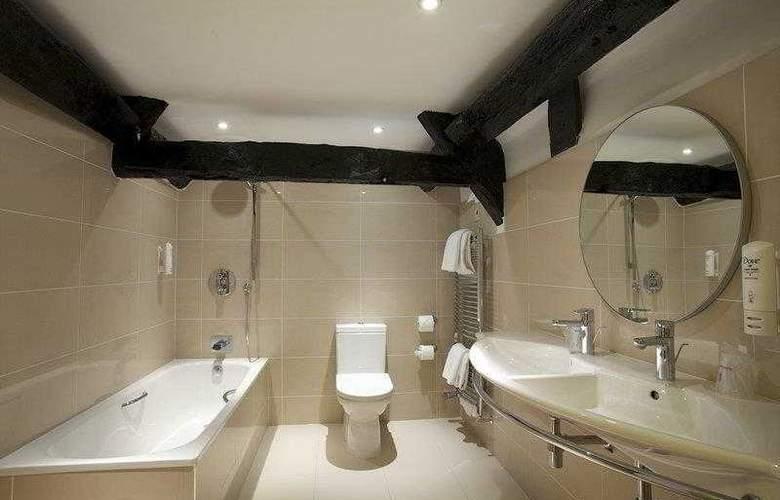 Best Western Salford Hall - Hotel - 32