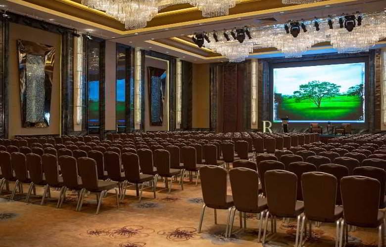 Renaissance Shanghai Yangtze - Conference - 7