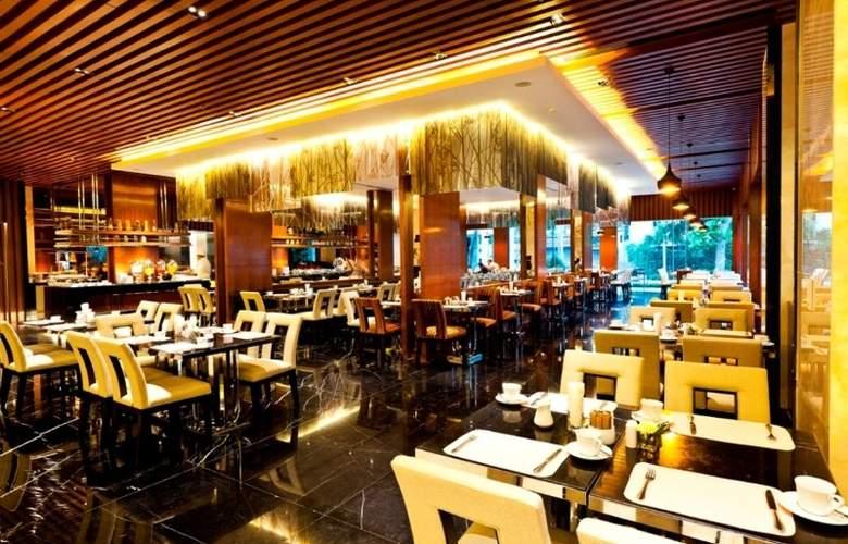 Royal Princess Hotel Larn Luang Bangkok - Restaurant - 8