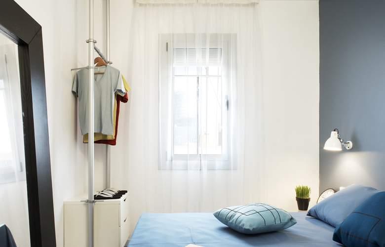 Whotells Barceloneta - Room - 1