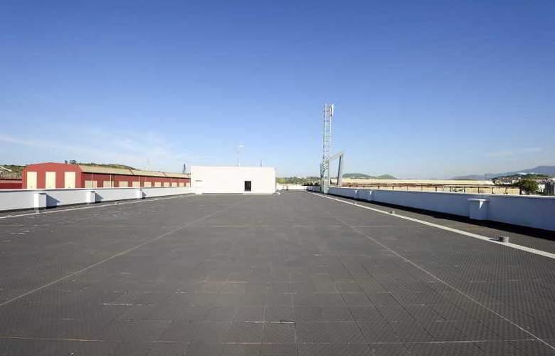 Sercotel Naval - Terrace - 21