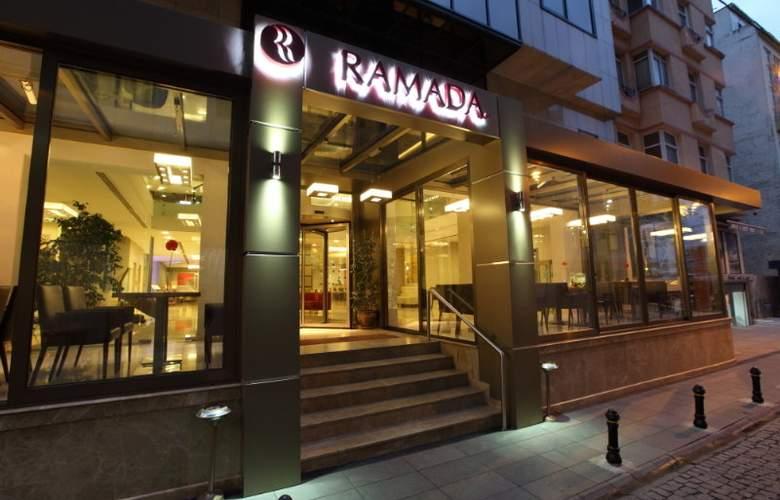 Ramada Istanbul Taksim - General - 3