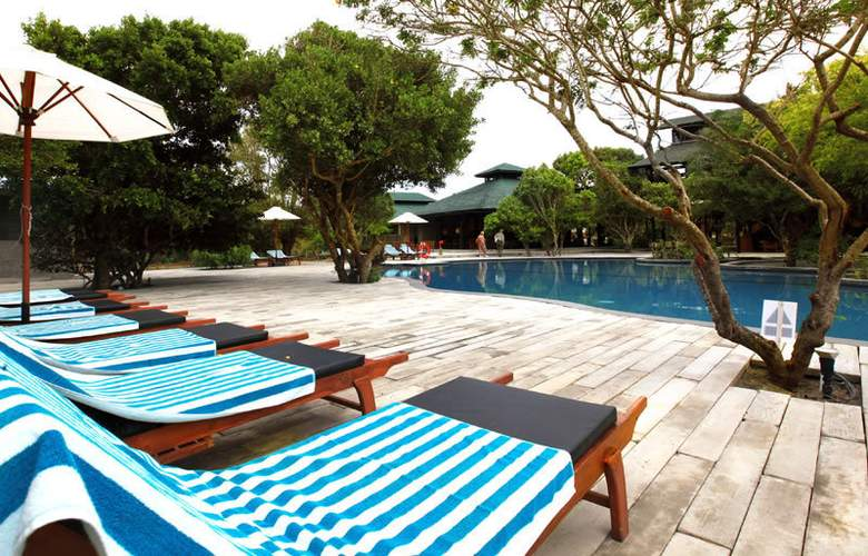 Cinnamon Wild Yala - Pool - 8