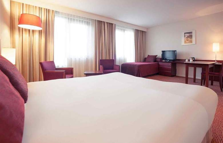 Mercure Brussels Airport - Room - 32
