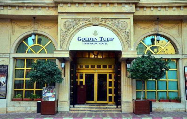 Golden Tulip Serenada Hamra - Hotel - 4
