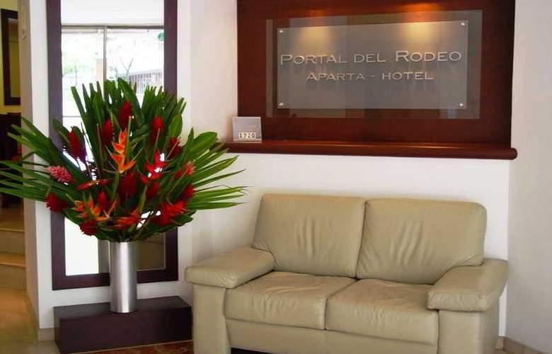 Portal del Rodeo Aparta Hotel - General - 0