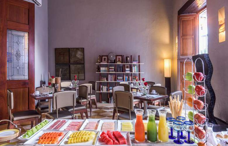 NH Collection Cartagena La Merced Royal - Restaurant - 5