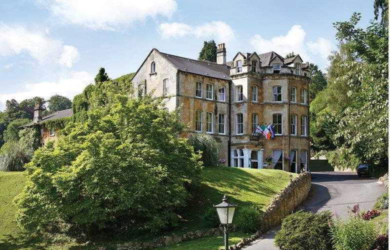 Best Western Limpley Stoke - Hotel - 12