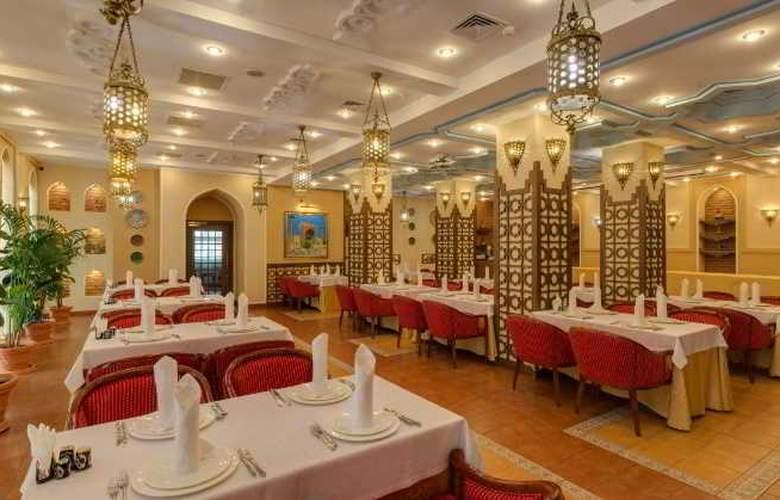Kazzhol - Restaurant - 13