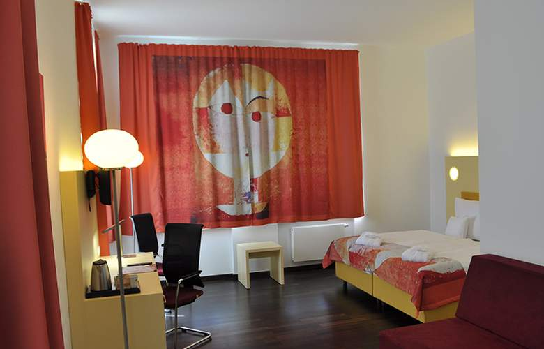 Exe Hotel Klee Berlin - Room - 11