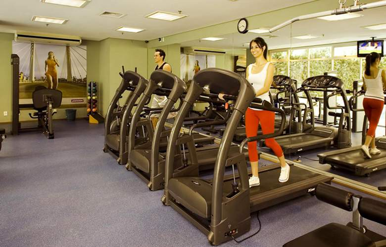 Park Suites ITC - Sport - 5