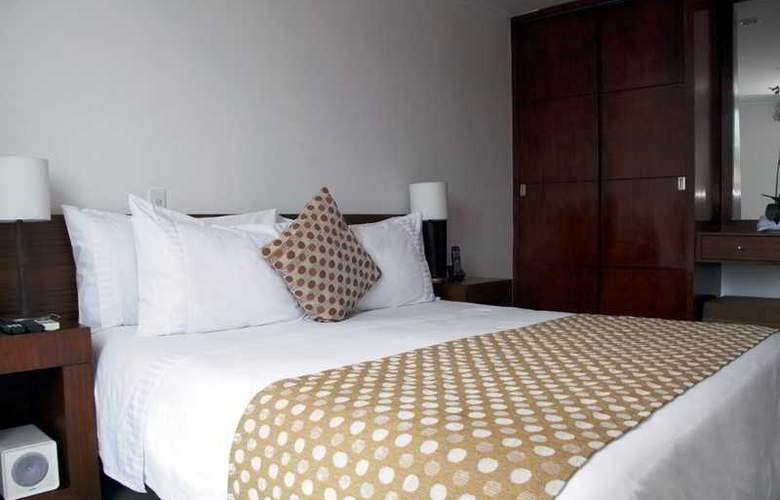 The Morgana Poblado Suites Hotel - Room - 12