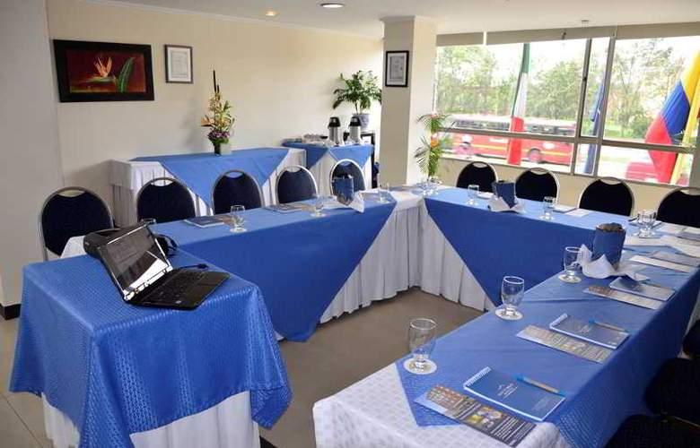 San Pablo Bogota - Conference - 15