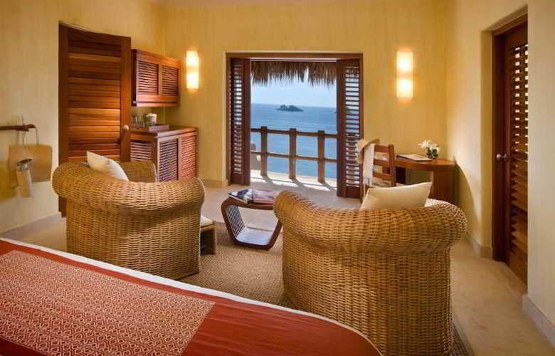 Capella Ixtapa Resort & Spa - Room - 11