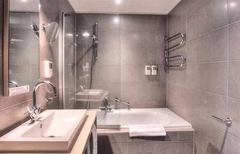 BEST WESTERN PLUS Hotel Casteau Resort Mons - Hotel - 47