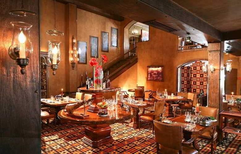 Palacio Estoril Hotel Golf & Spa - Restaurant - 10