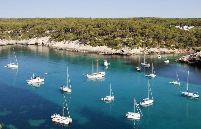 Ilunion Menorca - Beach - 5