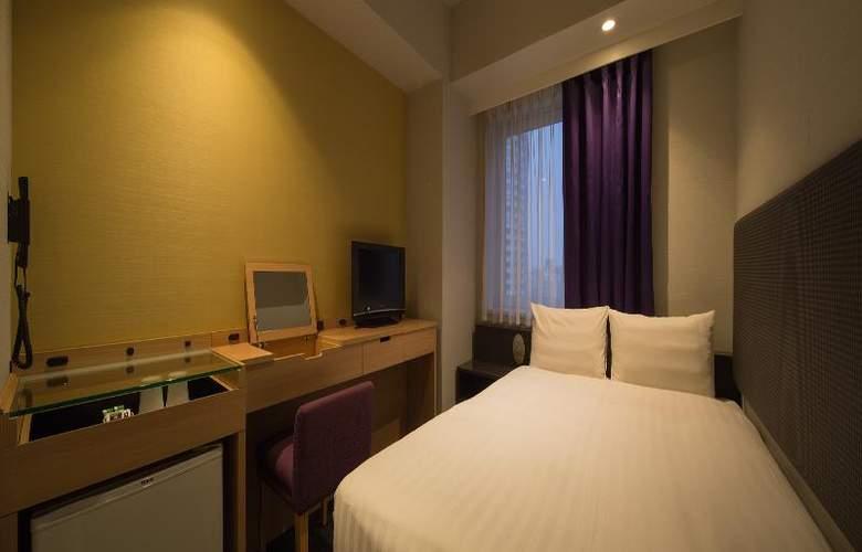 E-hotel Higashi Shinjuku - Room - 6