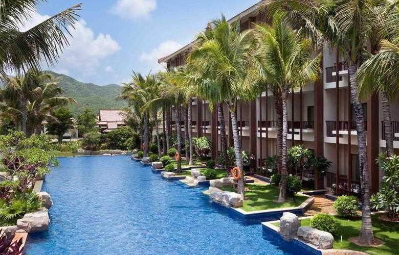 Pullman Yalong Bay Hotel & Resort - Hotel - 14