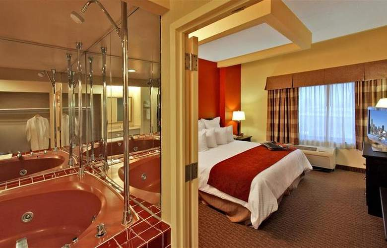 Best Western Hotel & Conference Cnt - Room - 58