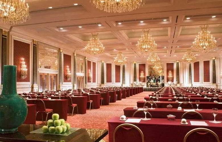 Sheraton Hongqiao - Conference - 5
