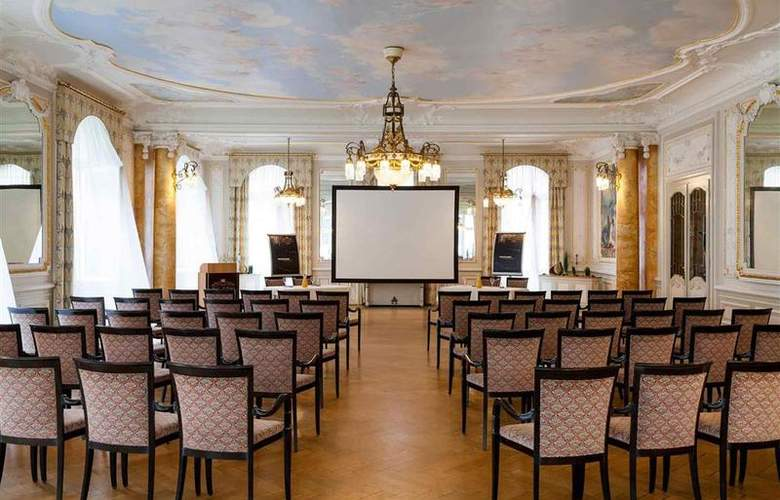 Royal St Georges Interlaken - MGallery by Sofitel - Conference - 107