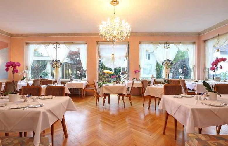 Wittelsbacher Hof Swiss Quality Hotel - Restaurant - 4