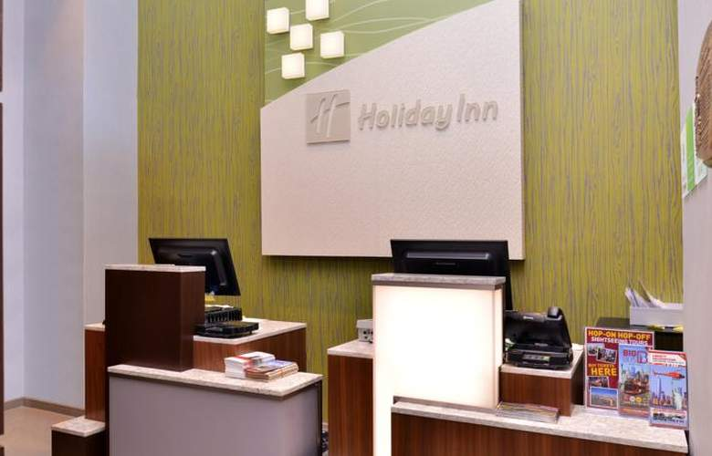 Holiday Inn New York City - Times Square - General - 1