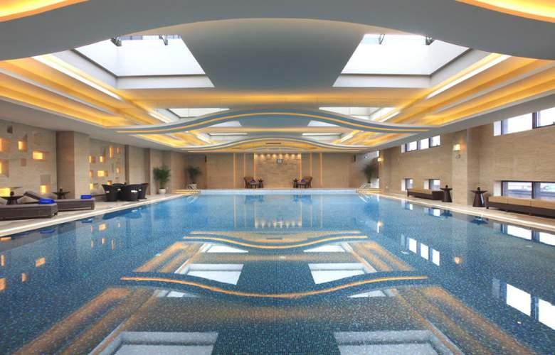 Howard Johnson Kaina Plaza Changzhou - Pool - 9