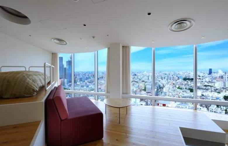 Hundredstay Tokyo Shinjuku - Room - 5