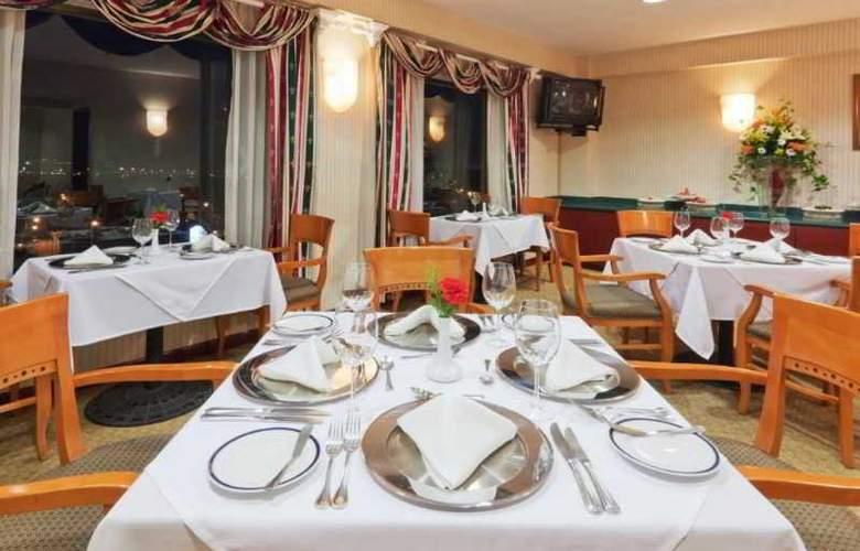 Holiday Inn Managua - Restaurant - 4